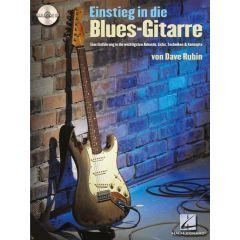Einstieg in die Blues-Gitarre