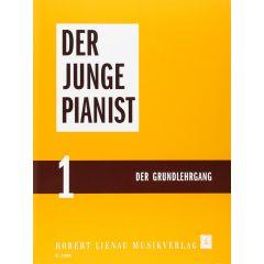 Der junge Pianist Bd. 1 - Grundlehrgang
