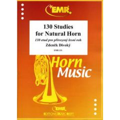 130 Studies for Natural Horn