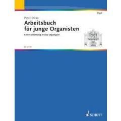 Arbeitsbuch Fur Junge Organisten