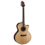 CORT Guitare folk, NDX50, naturel, Préampli