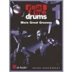 Real Time Drums More Great Grooves (ENG)