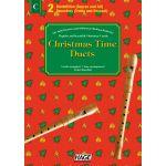Christmas Time Duets für 2 Blockflöten