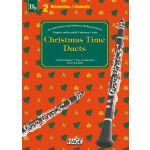 Christmas Time Duets für 2 Klarinetten