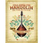 Folk Songs for Mandolin