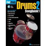 FastTrack - Drums 2 - Songbook 1