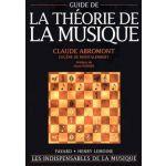 Guide de la théorie de la musique